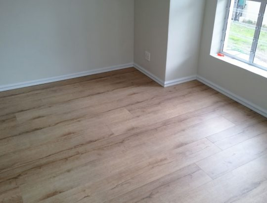 ... Bedroom Fitted With Laminate Flooring Cape Town ...